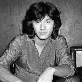 1979年時の西城秀樹さん