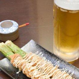 合う酒=ビール、ハイボール