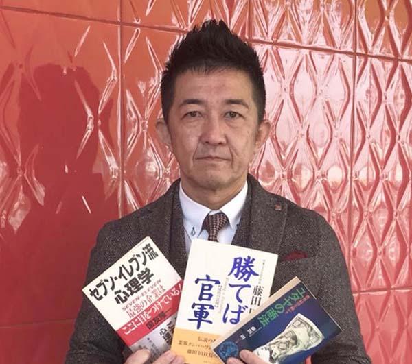 WASHハウスの児玉康孝社長(C)日刊ゲンダイ