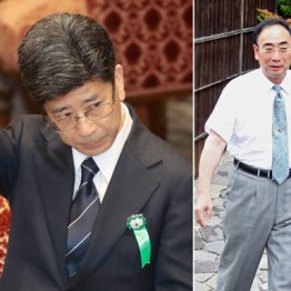 籠池氏(右)は交流されたままも、佐川氏は不起訴になるのか