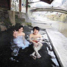 熊本県・満願寺温泉川湯は「日本一恥ずかしい」露天風呂