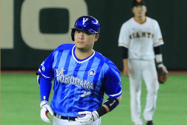 18日から3戦連続本塁打(C)日刊ゲンダイ