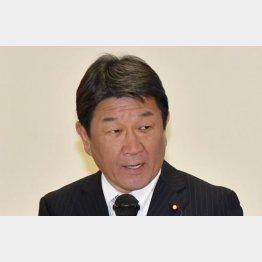 茂木経済再生相の「不信任」は当然(C)日刊ゲンダイ
