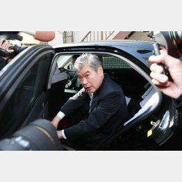 セクハラ問題で辞任した福田前財務次官(C)日刊ゲンダイ