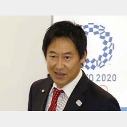 鈴木大地スポーツ庁長官(C)日刊ゲンダイ