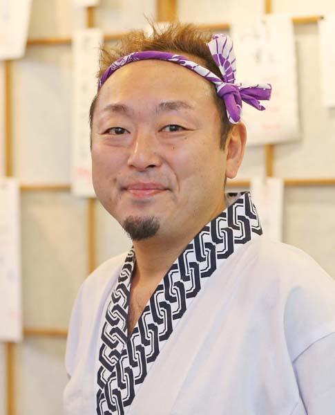 「よしだ海岸」村瀬文吾さん(C)日刊ゲンダイ