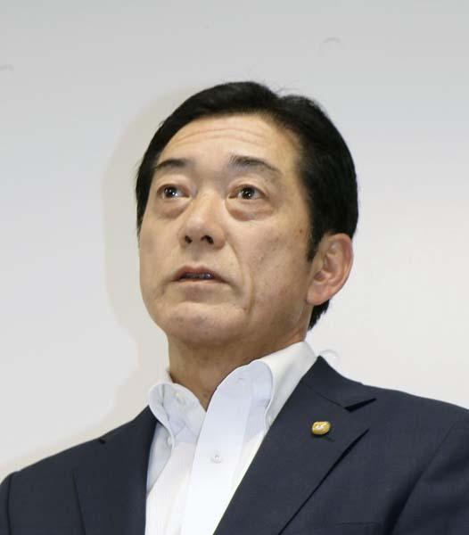 中村時広愛媛県知事(C)共同通信社