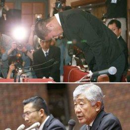 対照的だった宮川選手の謝罪会見(上)と日大の内田監督会見