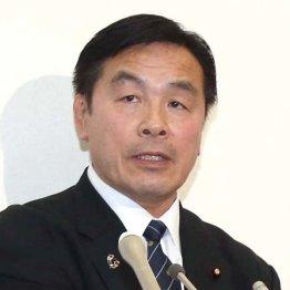 スポーツ立国調査会の馳浩会長(C)日刊ゲンダイ