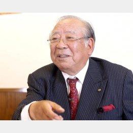 日特エンジニアリングの近藤進茂社長(C)日刊ゲンダイ