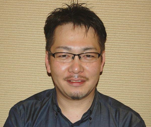 澤の西澤一暢さん(C)日刊ゲンダイ