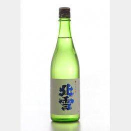 日本食レストランNOBUオフィシャルSAKE(C)日刊ゲンダイ