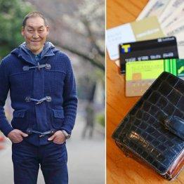 俳優・長江英和さんは15年使い込んだクロコに5万6000円
