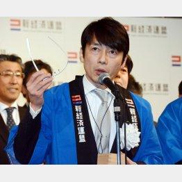 GMOインターネットの熊谷会長兼社長(C)日刊ゲンダイ