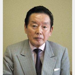 """""""紀州のドン・ファン""""と呼ばれた野崎幸助さん(C)日刊ゲンダイ"""