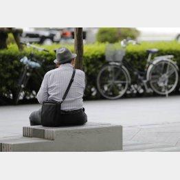 老いてこそ自分自身と向き合うべき(写真はイメージ)/(C)日刊ゲンダイ