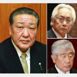 田中理事長は表舞台に出てくるのか(C)日刊ゲンダイ