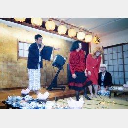 敏ちゃん会で横のつながりを築いた(C)日刊ゲンダイ
