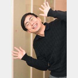 おいでやす小田(C)日刊ゲンダイ