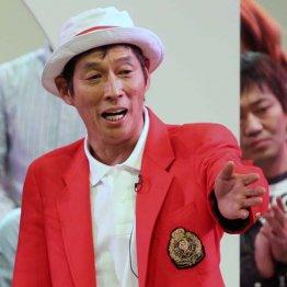60歳を越えても笑いを取り続ける明石家さんま(C)日刊ゲンダイ