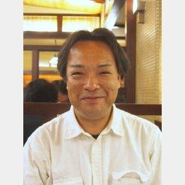 今週の執事は旅のスピンオフ・ライター鈴木弘毅さん(提供写真)