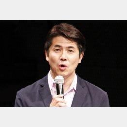 坪井直樹アナ(C)日刊ゲンダイ