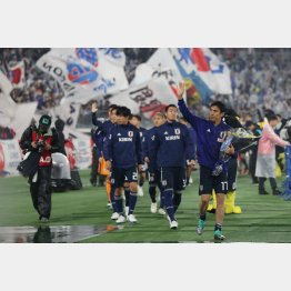 サッカーW杯開幕でJリーグにも注目が集まる(C)日刊ゲンダイ