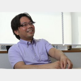 村上建治郎CEO(C)日刊ゲンダイ