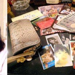 矢部みほの母・文子さん 愛用のヘビ革財布に6万8410円