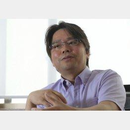 Spectee村上建治郎CEO(C)日刊ゲンダイ