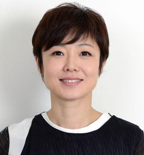 メインキャスターに起用された有働由美子(C)共同通信社