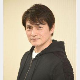 """役者としての覚悟が決まった""""泣きっぱなし""""シーン(C)日刊ゲンダイ"""