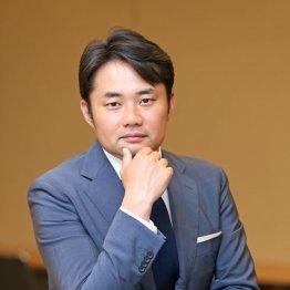 杉村太蔵さん<5>国体優勝のテニス経験が仕事では役立った