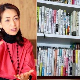 morich社長 森本千賀子氏「学校の図書館が大好きでした」