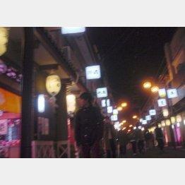 """日本最大の""""ウラ歓楽街""""(写真はイメージ)/(C)日刊ゲンダイ"""
