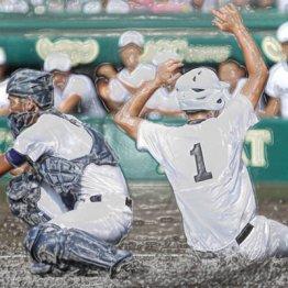 高校野球で1点を取るための「二塁走者の正解」を教えます