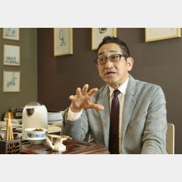 加治幸夫さん(C)日刊ゲンダイ