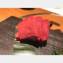 ハツ(C)日刊ゲンダイ