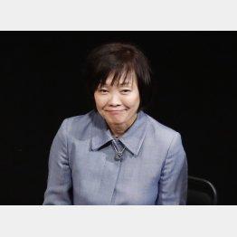 安倍昭恵夫人(C)日刊ゲンダイ