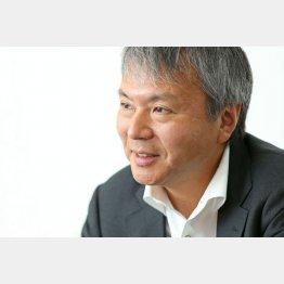 窪田良社長(C)日刊ゲンダイ