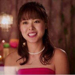 小柄な体型に可愛らしいベビーフェイスの岡田茉里乃(提供)Amazonプライム・ビデオ