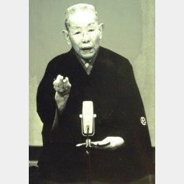 先代林家正蔵(C)日刊ゲンダイ