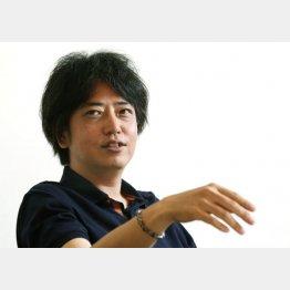 芥川賞作家の中村文則氏(C)日刊ゲンダイ