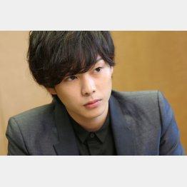 話題作への出演が続く柾木玲弥(C)日刊ゲンダイ