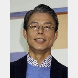 松尾剛アナ(C)日刊ゲンダイ