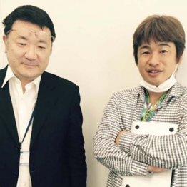 左から吉川氏、川上氏