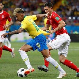 前回屈辱のブラジルはネイマール以外の点取り屋が欲しい