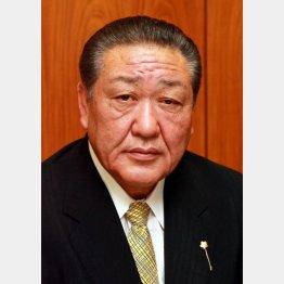 田中英寿理事長(C)日刊ゲンダイ