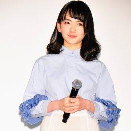 主演の山田杏奈(C)日刊ゲンダイ