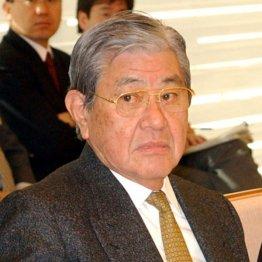 創業者の飯田氏(C)共同通信社